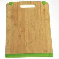 China 15.6 inch Kitchen Bamboo cutting board SKU# YJ0131501003 wholesale