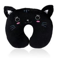 China New Car Home Office Accessory Soft Cartoon U Shaped Neck Relax Pillow wholesale