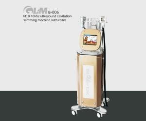Vacuum roller massage cellulite machine cavitation equipment