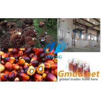 Palm oil processing machines suppliers