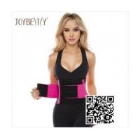 China Best Way to Lose Belly Fat Ladies Waist Sweat Trimmer Belt Neoprene Body Shaper Back Brace on sale