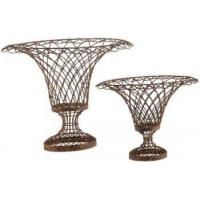 China Lace Oval Baskets (Set of 2) wholesale