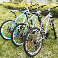 China Leopard-print three colors MTB more colors are available wholesale