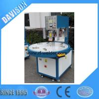 China 8kw 3 Stations Turntable Radio Frequency PVC Thermoformed Blister Packaging Machine on sale