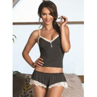 China Flutter Away With My Heart Cami Top & Short Set wholesale