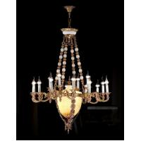 China Bronze chandeliers md4104-16+2 wholesale
