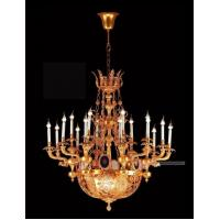 China Bronze chandeliers md0443-18+6 wholesale
