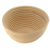 China 18*9cm TSINGBUY high quality wooden washable bread proofing basket wholesale