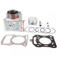 China 63.5mm Cylinder Piston Gasket Ring Set Kit Honda 200cc Water Cooled ATV Quad 4 Wheeler Dirt Bike wholesale