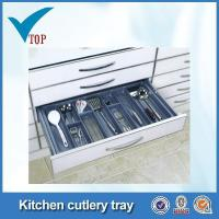 China Plastic tray for kitchen cutlery wholesale