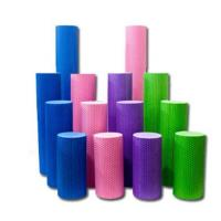 China grid solid yoga roller factory wholesale
