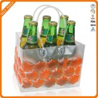 China Trendy pvc 6 pack beer can chill bag wholesale
