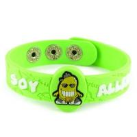 China AllerMates Wrist Band Soy Cool Soy Allergy on sale