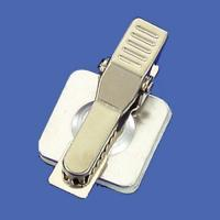 China Self-adhesive pad with metal clip on sale