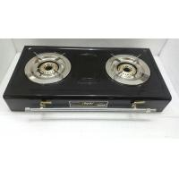 China Biogas Double Burner Black wholesale
