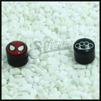 China Black Acrylic Magnetic Non Piercing Body Jewelry on sale