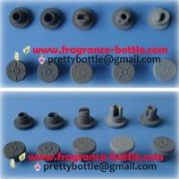 China 13mm butyl rubber stopper for serum vial injection glass bottle wholesale