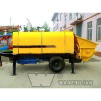 China HBMG30-18-90S Mine special use explosion proof concrete pump wholesale