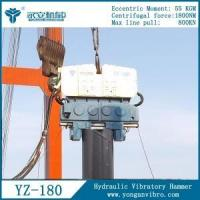 China YZ-180 Vibro Hammer For Sale on sale