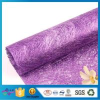 China polyester nonwoven fabric for seaside dining table wholesale