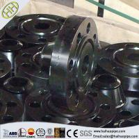 China carbon steel rtj weld neck flange on sale