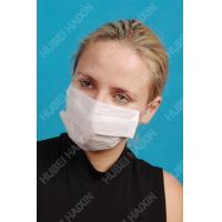 China 1-ply Paper Face Mask With Earloop F91511 wholesale
