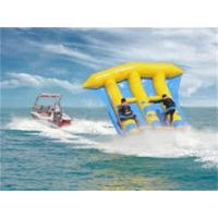 China High Quality CE Approval Inflatable Flying Fish Boat for Sale wholesale