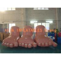 China Air Tight Inflatable Foot Model wholesale
