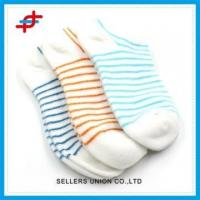 China Unisex Low Cut Invisible Trainer Causal Crew Cotton Ankle Socks wholesale