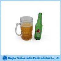 China Double wall beer mug with coolant inside wholesale