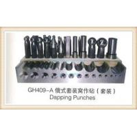 China Metal Forming Doming Dapping Punch Block Set Jewelry Craft Tool Russia style on sale
