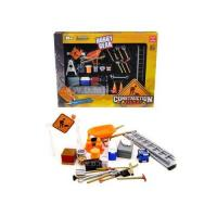 China Construction Accessories Set For 1/24 Diecast Car Models by Unique Replicas on sale
