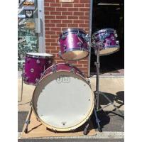 China USED DW USA Collector's Maple SO Violet Satin Oil 4-piece shell kit wholesale
