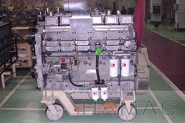 Quality KT19 series Industrial power engine for generator sets for sale