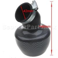 China 42mm High Performance Air Filter for 150cc & 250cc Scooters, Dirt Bikes & ATVs wholesale