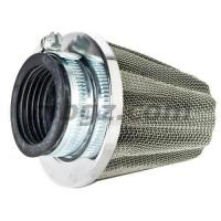 China 46mm Stainless Steel Wire Air Filter for 50cc-250cc Dirt Bike & Motorcycle wholesale