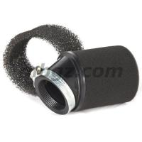 China 38mm Bent Foam Air Filter for 50cc-250cc Dirt Bike & Motorcycle wholesale