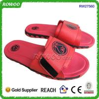 China leather name brand fashion sandals wholesale