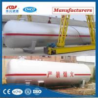 Large Capacity Lpg Storage Tank For Sale