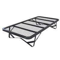 China Bed Frames Metal Beds Skid 3ft (90cm) Single Bed Frame wholesale