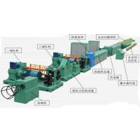 China straight reinforced bar production line on sale