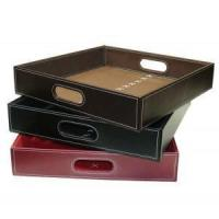 China FN0840 - Leather Tray wholesale