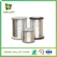 China Cupro Nickel Alloy Constantan Wire CuNi45 for Thermocouple on sale