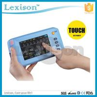 China Portable Multiparameter Patient Monitor Price with Software Upgrade Online(PPM-J9000I) wholesale