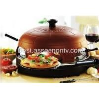 China PIZZA DOME Electric Pizza Oven bake pizza pan as seen on tv on sale