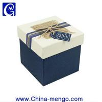 China Custom Made Paper Gift Set Classic Box With Your Design wholesale