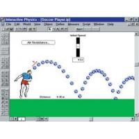 China Applied Science INTERACTIVE PHYSICS VER2005 on sale