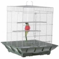 Quality Table top bird cage a movable castle for small-medium birds for sale