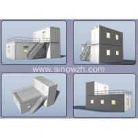 China New Design Shipping Container House for Sale wholesale