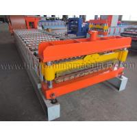 China C20 Material Color Steel Plate Roofing Roll Forming Machine wholesale